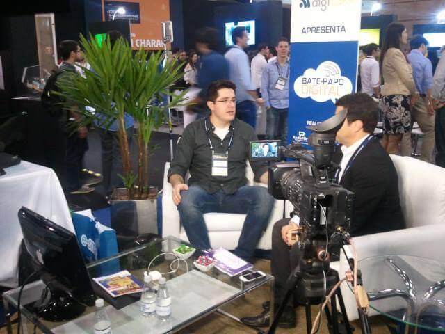 Entrevista Fórum e-commercebrasil 2013