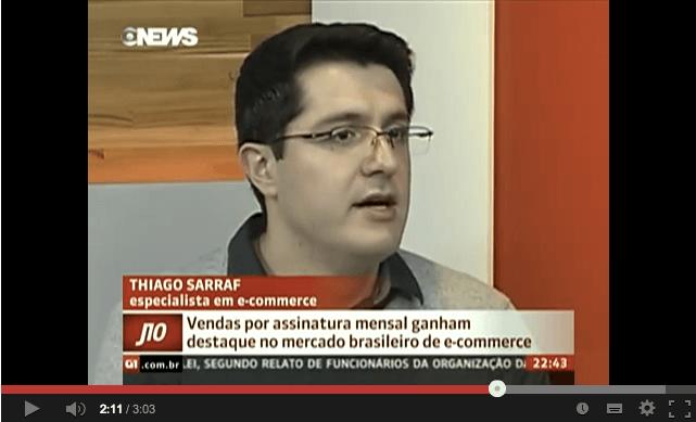 Entrevista Dr. e-commerce GloboNews