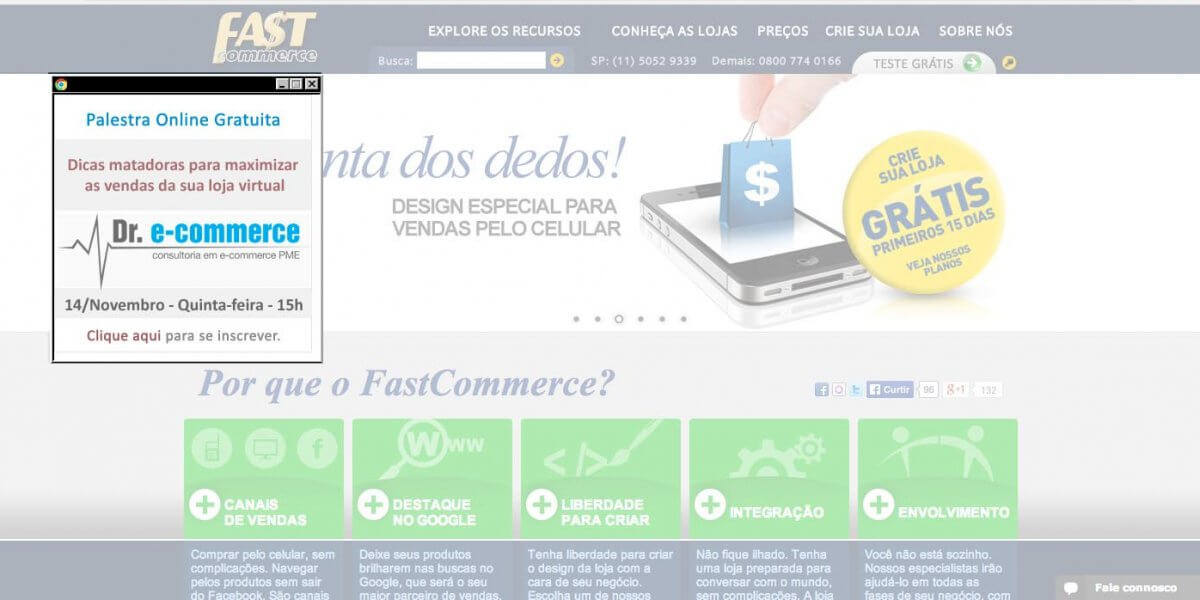 Webinar com Thiago Sarraf na Fastcommerce