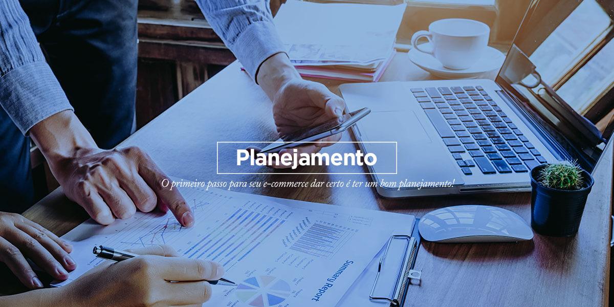 Planejamento no e-commerce