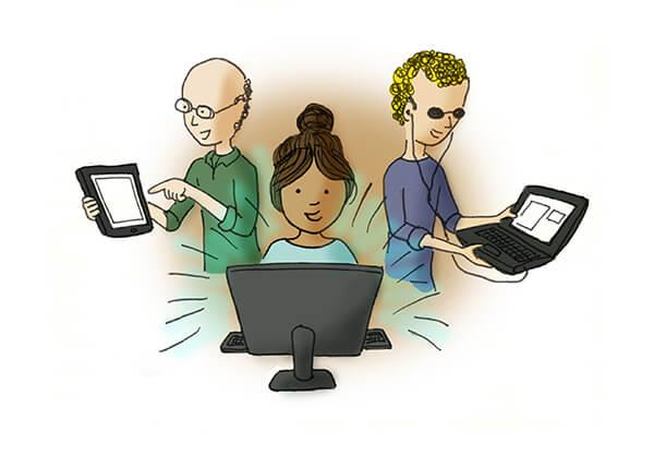 Acessibilidade na web: como pode melhorar suas vendas online