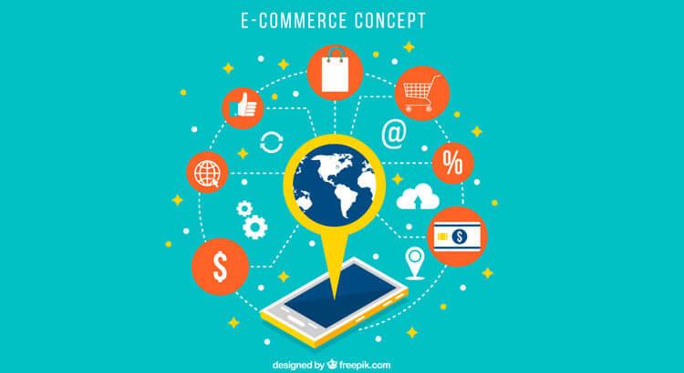 O mercado de e-commerce ontem e hoje
