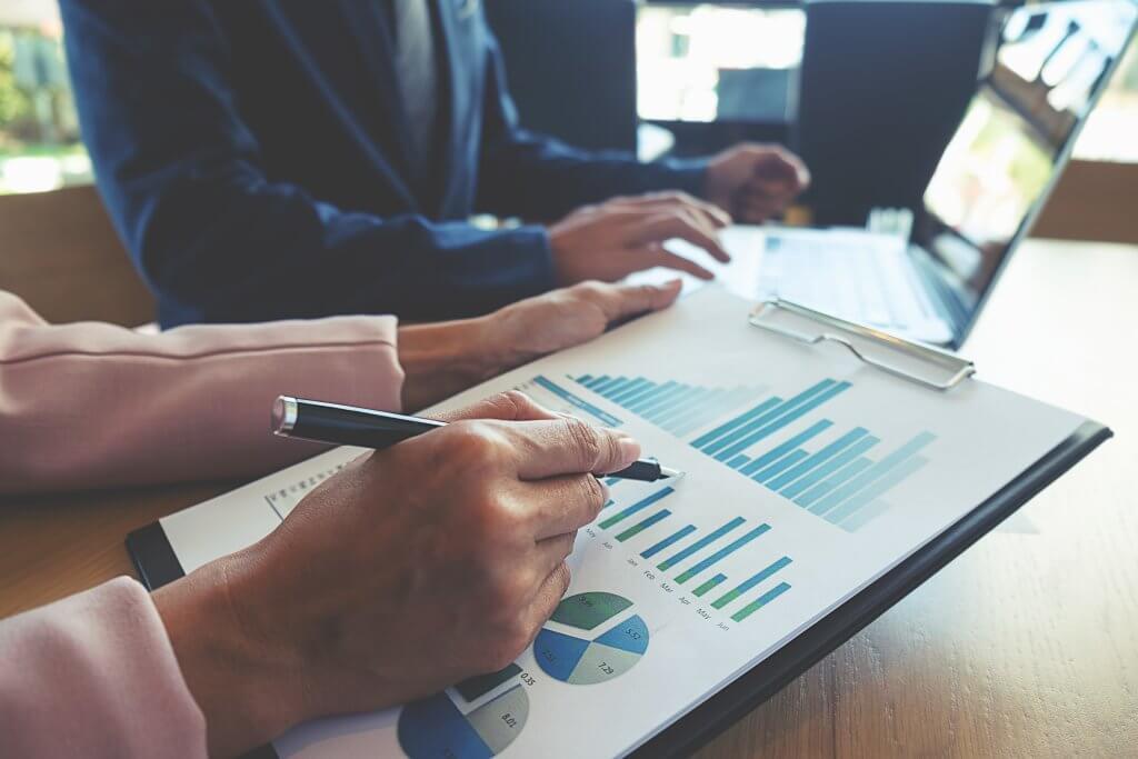 finanças no marketing