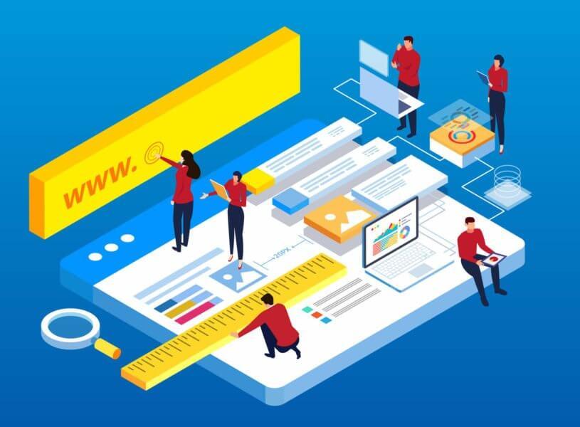 aumento de lojas online